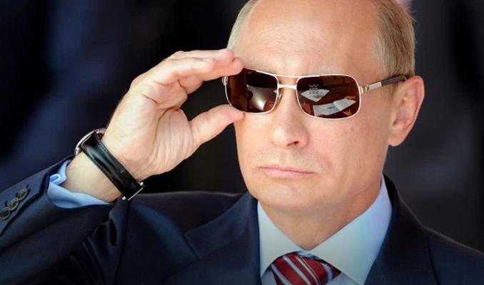 Putin'e 'bomba' şoku!