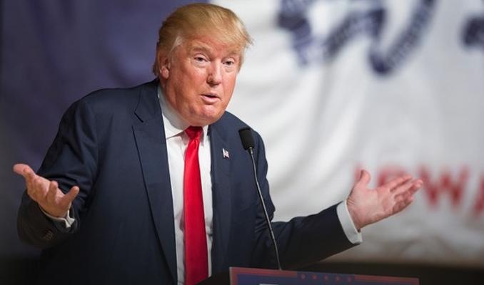 Trump, Kudüs kararını canlı yayında açıkladı