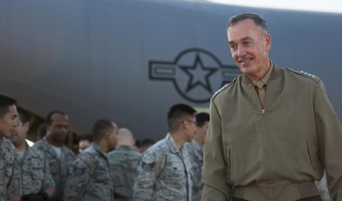 ABD Genelkurmay Başkanı Türkiye'de