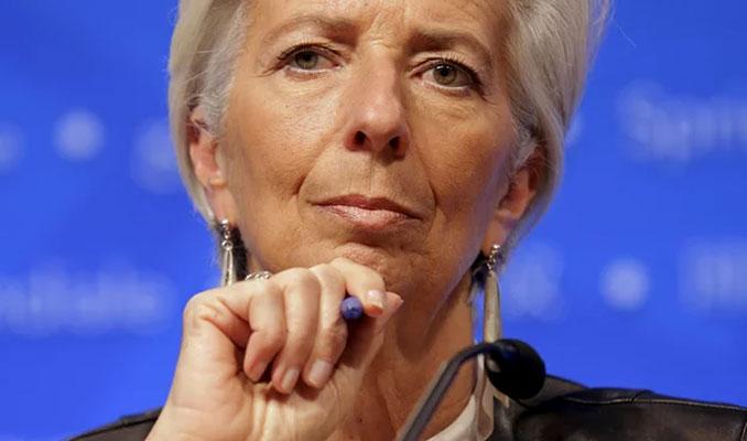 Lagarde'den 'global büyüme' mesajı