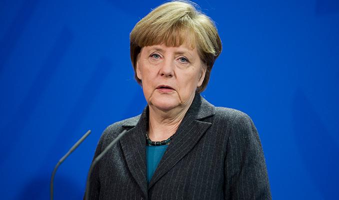 Merkel'den 'Nazi' açıklaması