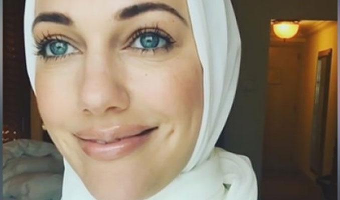Meryem Uzerli tesettüre girdi, sosyal medya yıkıldı