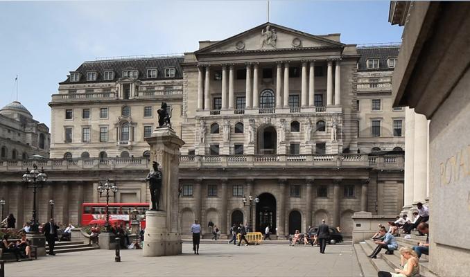 İngiltere Merkez Bankası'nda üst düzey ayrılık