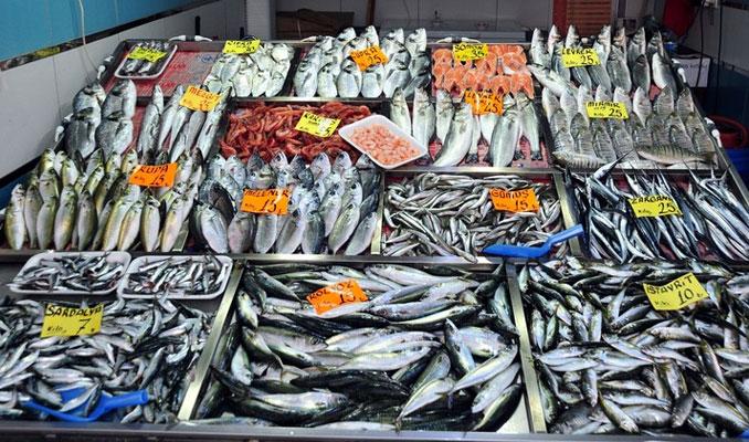 Av yasağıyla balık fiyatları fırladı