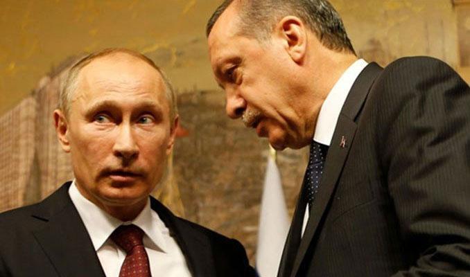 Erdoğan-Putin  Soçi'de görüşecek