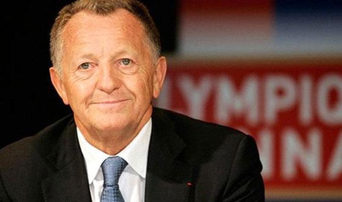 Lyon Başkanı'ndan Beşiktaş itirafı!
