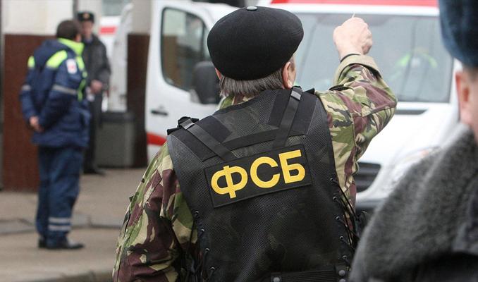 Rus istihbaratına silahlı saldırı!