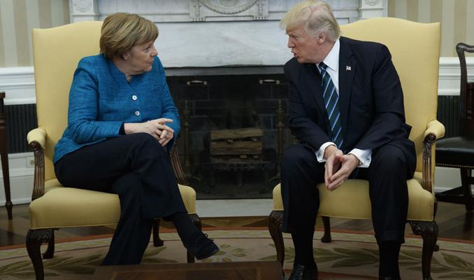 Amerika Başkanı Trump'tan Erdoğan'a: Harika bir adam