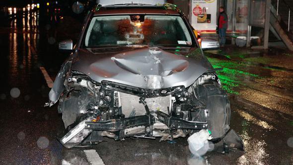 Trafik kazası geçiren milli halterci ölümden döndü