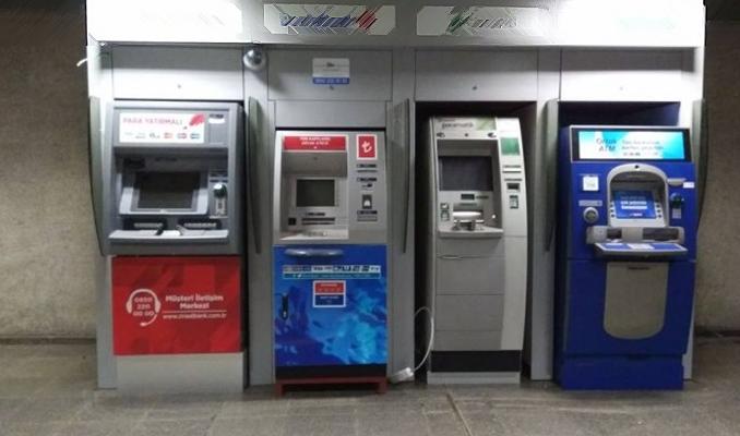 ATM'ler metrolara geri döndü