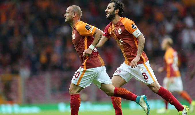 Galatasaray: 2-0 :Osmanlıspor