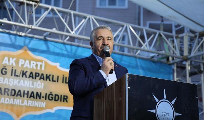 Arslan: 1915 Çanakkale Köprüsü 2023'e yetişecek