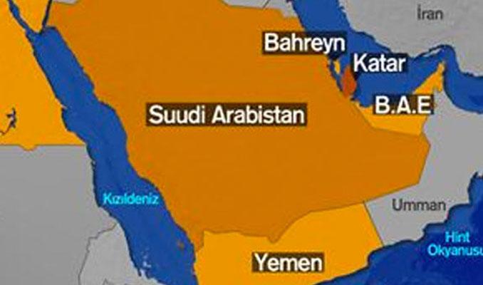 Arap Yarımadası'nda sınır oyunları