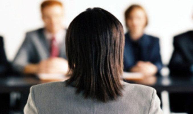 İş görüşmesinde genç kıza taciz şoku