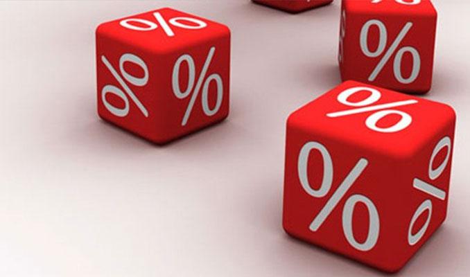 Mevduat faizi yüzde 15.5'e dayandı