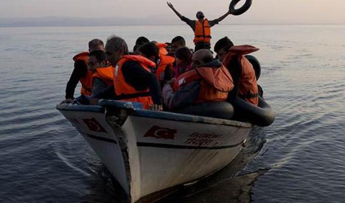 Türkiye mülteci yurdu oldu