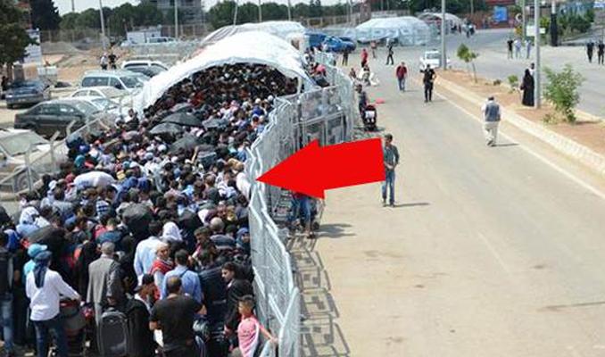 Suriyeliler Türkiye'den gidiyor