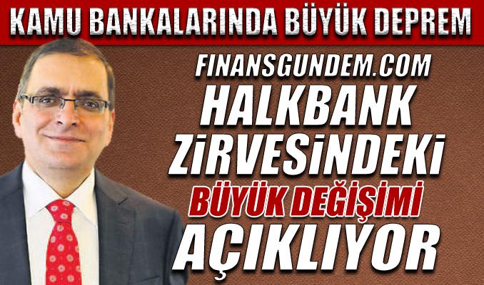 Taşkesenlioğlu Halkbank'a veda ediyor, Arslan geliyor