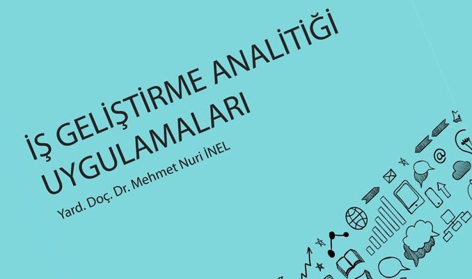 Mehmet Nuri İnel'den iş geliştirme kitabı