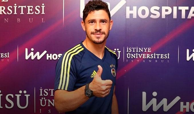 Fenerbahçe'den Giuliano açıklaması