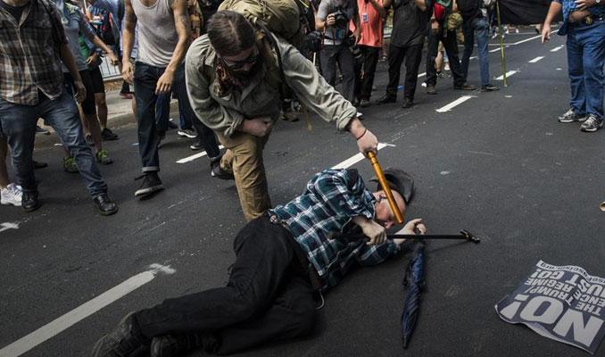 ABD'de ırkçıların gösterisi sonrası OHAL ilan edildi