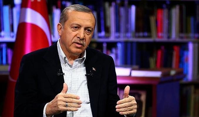 Erdoğan'dan Aksakallı açıklaması