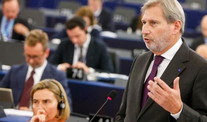Johannes Hahn: Türkiye Avrupa Birliği'nin kilit ortağıdır