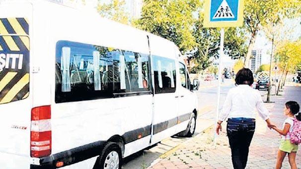 Bir servis skandalı da İstanbul'da