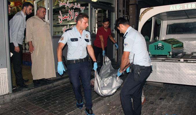 Konya'da gece yarısı dehşet