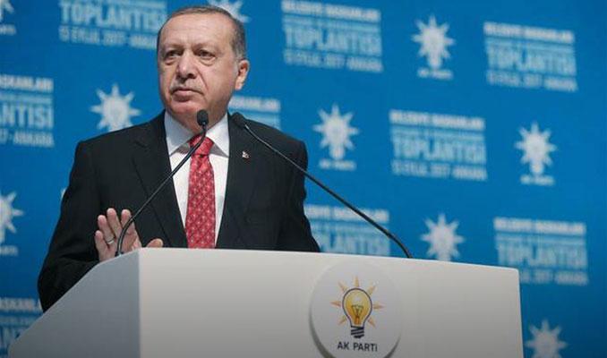 Erdoğan'dan belediyelere 2019 uyarısı
