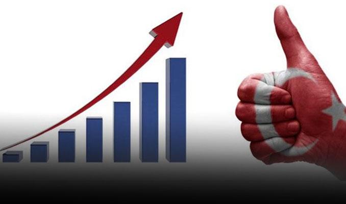 Türkiye 2017'de yüzde 5.8 büyüyebilir