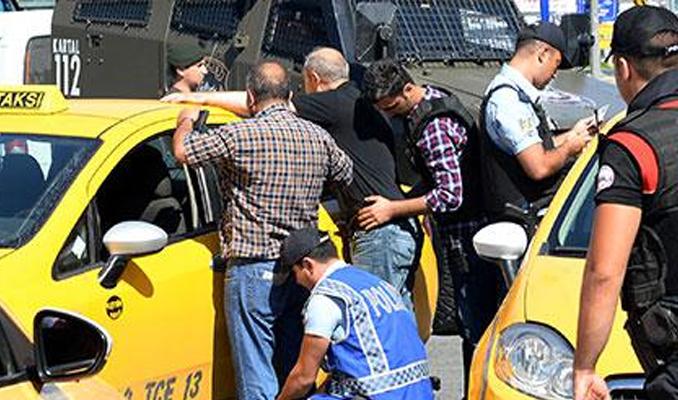 İstanbul'da büyük polis denetimi