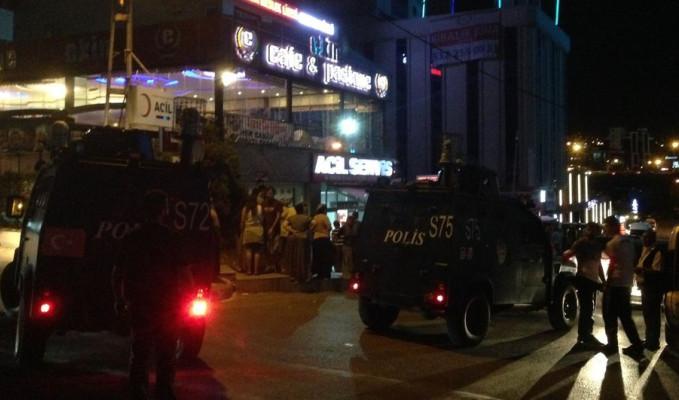 Maltepe'de bir kahvehaneye ateş açıldı: 1 ölü, 2 yaralı