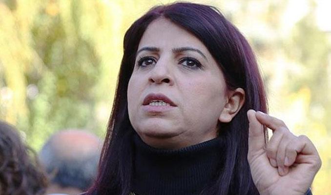 HDP'li Sibel Yiğitalp gözaltına alındı