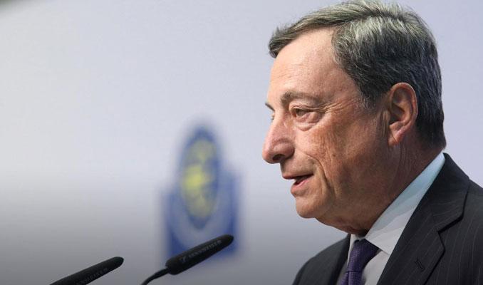 Draghi'den ekonomi için toparlanma mesajı