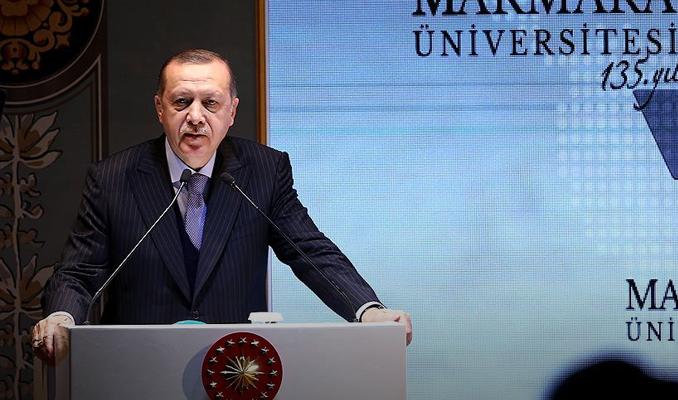 Erdoğan'dan çok kritik doçentlik açıklaması