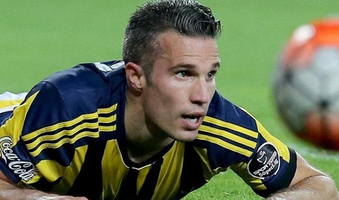 Van Persie'nin transferi resmen açıklandı