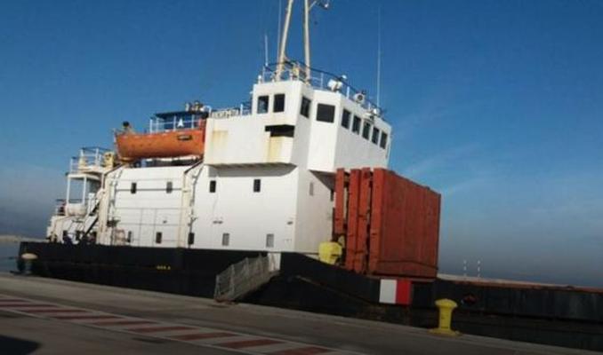 Yunanistan'ın alıkoyduğu gemiyle ilgili inceleme başlatıldı