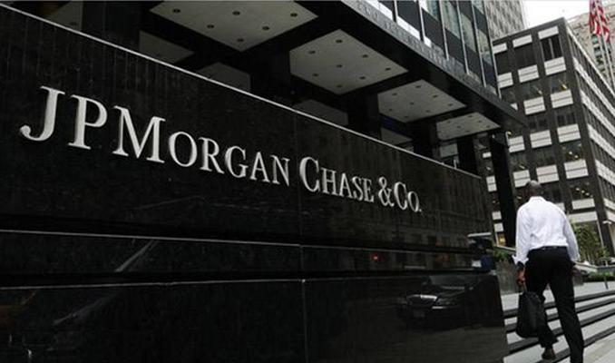 JPMorgan Chase'in geliri arttı, kârı düştü