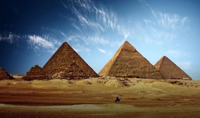 Piramitlerin bir sırrı daha ortaya çıktı