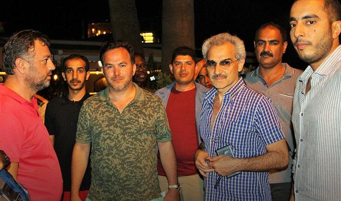 Bodrum aşığı Suudi prens hapse gönderildi