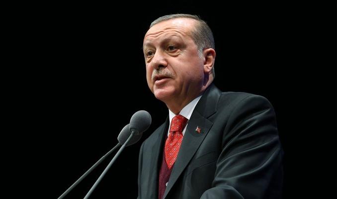 Cumhurbaşkanı Erdoğan'dan kritik Afrin mesajı
