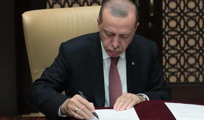 Cumhurbaşkanı Erdoğan'dan OVMP'ye onay