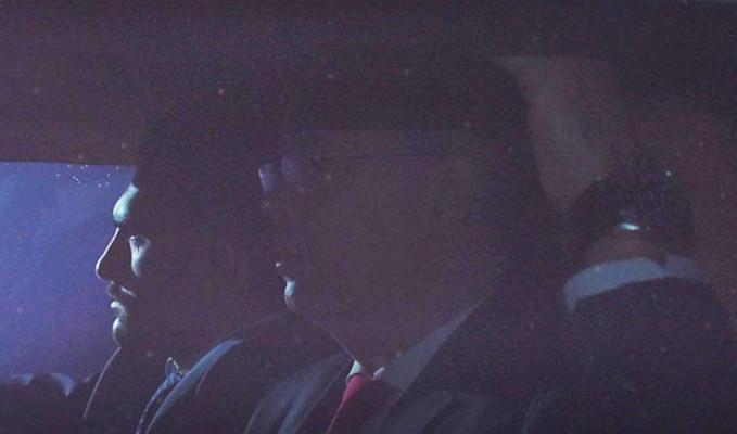 Rahip Brunson mahkeme salonuna götürüldü
