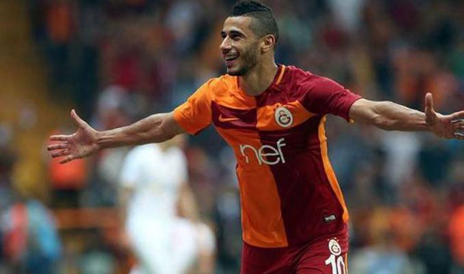 Galatasaray'a Belhanda'dan kötü haber! Milli maçta sakatlandı