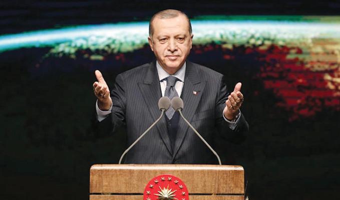 Erdoğan dikey mimariye karşı çıktı