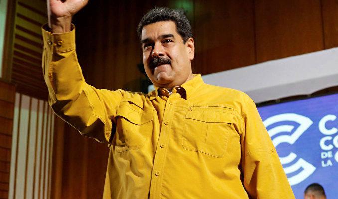 Venezuela Başkanı Maduro: Türkiye'yi seviyorum