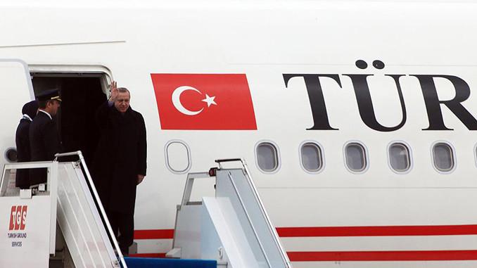 Erdoğan Fransa'ya gidiyor