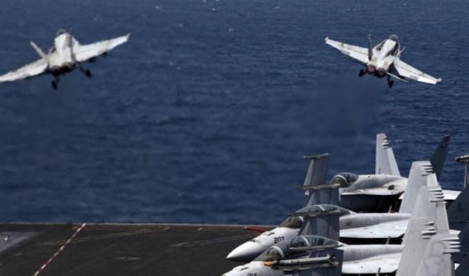 ABD uçakları Japonya açıklarında çarpıştı: 6 kayıp