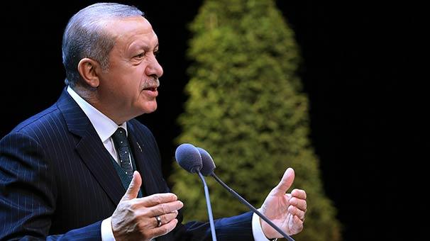 Erdoğan'dan flaş Kıbrıs ve Ege çıkışı